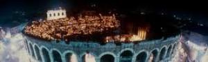 L'Hotel Turismo vi accompagna lungo la stagione lirica 2013 all'Arena di Verona
