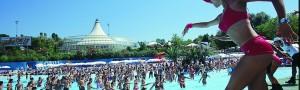 Divertiti ai parchi divertimento della Romagna, e soggiorna all'Hotel Nobel