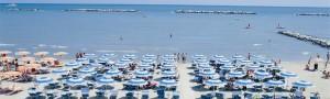 Tra gli Alberghi a Cesenatico: Hotel Roxy è sul mare