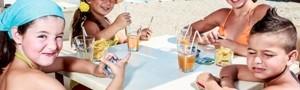 I vostri bambini non pagano, in vacanza con bimbi gratis all'Hotel Roxy di Cesenatico