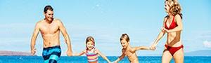 La famiglia trova la vacanza ideale in Abruzzo con Hotel Le Nazioni