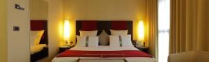 Accomodati in hotel 4 stelle a Torino, Holiday Inn Turin Corso Francia è al centro