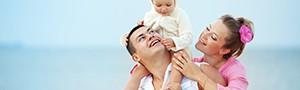 Porta la tua famiglia in vacanza all'Hotel Ausonia
